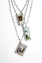 The Limina jewelry series by artist Kathleen Browne
